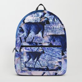 Dancing with Sheep Backpack