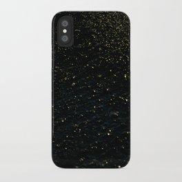 earth -  stars iPhone Case