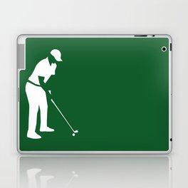 Golf player Laptop & iPad Skin