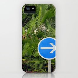 Roundabout 2054 iPhone Case