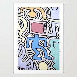 Tuttomondo Art Print