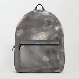 Light Speed - Abstract Photographic Art by Fluid Nature Backpack