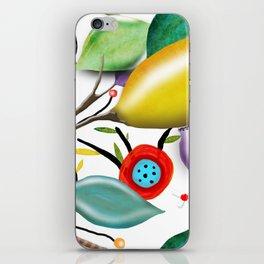 Cinque Terre - Lemons Lemon - Italian Riviera - Limoni Lemon Pattern Home Decor iPhone Skin
