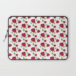 Ladybird pattern Laptop Sleeve