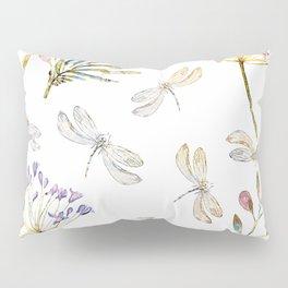 Love Amongst The Dragonflies - Bagaceous Pillow Sham