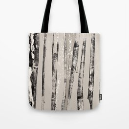 Shadow Branches Tote Bag