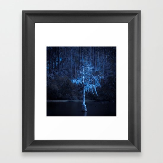 Wisp Framed Art Print