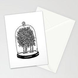 Bamboo Belljar Stationery Cards