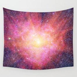 Interstellar Nebula Wall Tapestry
