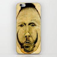 tribal iPhone & iPod Skins featuring tribal  by Ganech joe