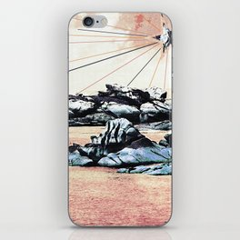 So maybe.... with another land. iPhone Skin