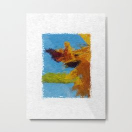 Sunflowers Always Metal Print