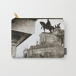 italy - rome - duotone_02 Carry-All Pouch