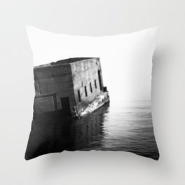 Bootlegger Throw Pillow