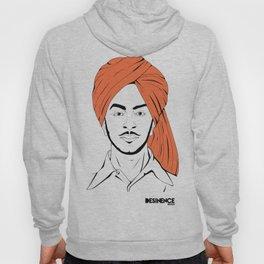 Bhagat Singh #IpledgeOrange Hoody