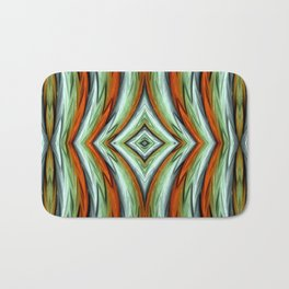 Phoenix abstract Bath Mat