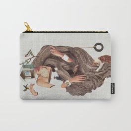House No.18 Carry-All Pouch
