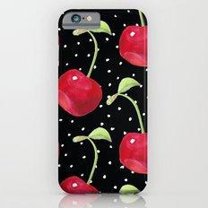 Cherry pattern III iPhone 6s Slim Case