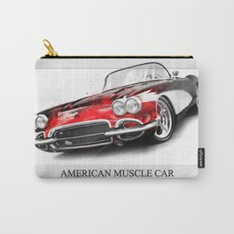 Corvette 1959 Carry-All Pouch