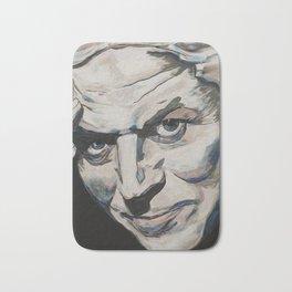 Might As Well Face It - Robert Palmer Portrait Bath Mat