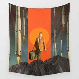The Departure Wall Tapestry