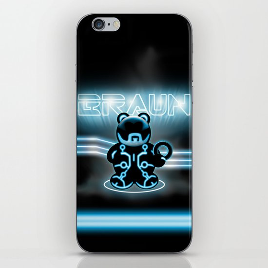 BRAUN - The Bearginning iPhone & iPod Skin