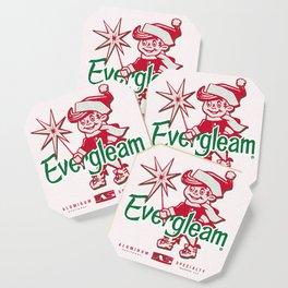 Frosty the Evergleam Elf Coaster
