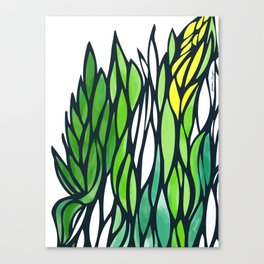 Nature's Texture Canvas Print
