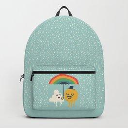 A True Dandy Gentleman Backpack