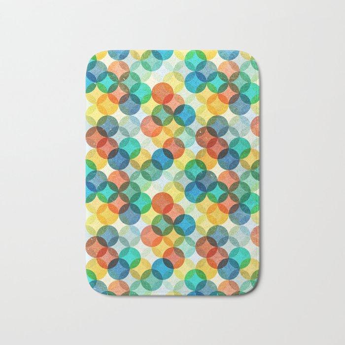 Color Play Bath Mat