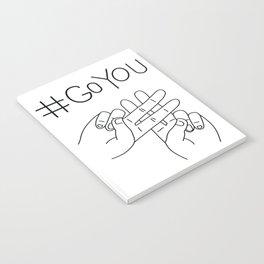 #GoYou Notebook