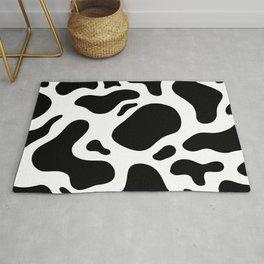 Cow Print  Rug