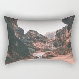 Utah III Rectangular Pillow