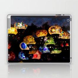 lanterns - night lights Laptop & iPad Skin