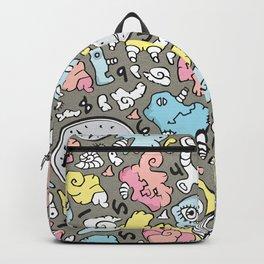 PLAYTIME_C DARK BACKGROUND Backpack