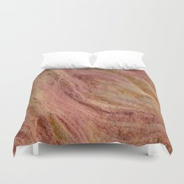 Natural Sandstone Art, Valley of Fire - 2 Duvet Cover