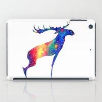 moose iPad Cases featuring Moose by Verismaya