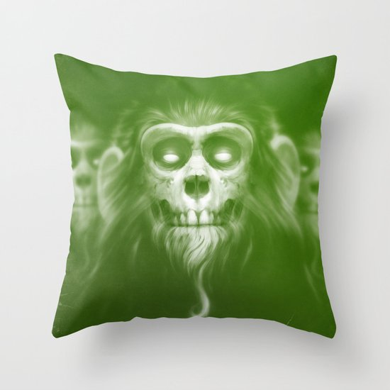 Those Who Are Dead Throw Pillow