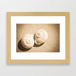 Closeness Framed Art Print