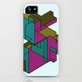 Rotation iPhone Case