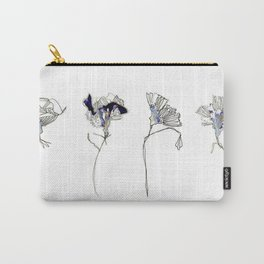 I Picked Flowers For You Carry-All Pouch