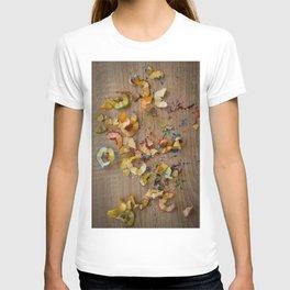 color trail T-shirt