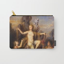 """Gustave Moreau """"Venus Rising from the Sea"""" Carry-All Pouch"""