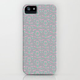 Cereal for Dinner - Geometric iPhone Case