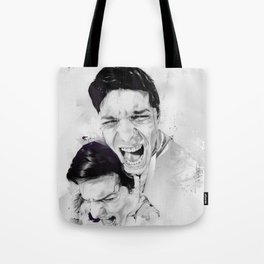 100 Days of Chaos Tote Bag