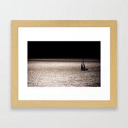 Mediterranean III Framed Art Print