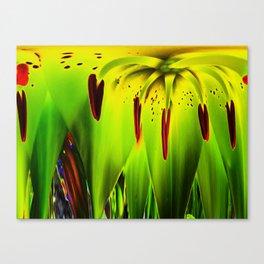 Tigerlilly Canvas Print