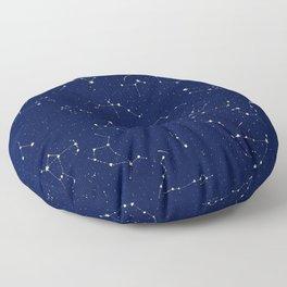 Constellations Floor Pillow