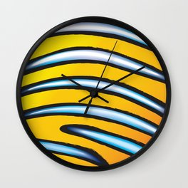 Under the Sea collection - Royal Angelfish Wall Clock