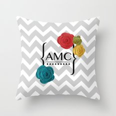 AMC2 Throw Pillow